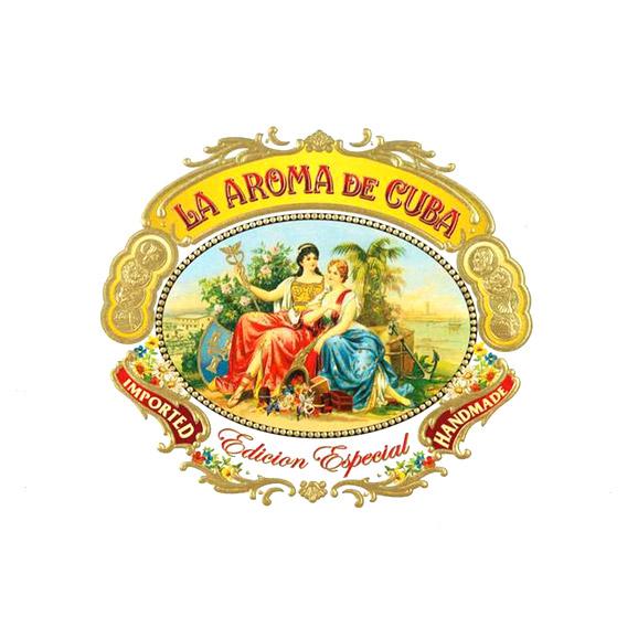 La Aroma de Cuba logo