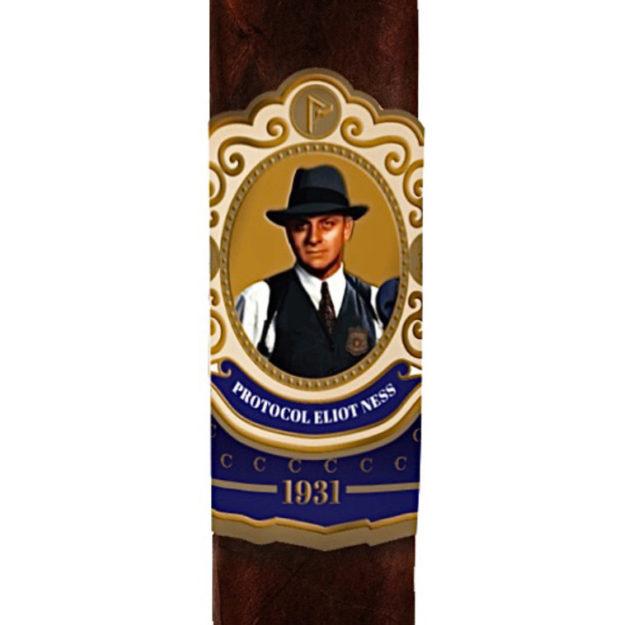Protocol Eliot Ness Maduro cigar