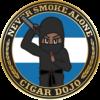 Nica Ninja cigar badge upgraded
