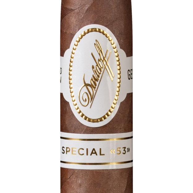 Davidoff Special 53 Capa Dominicana cigar