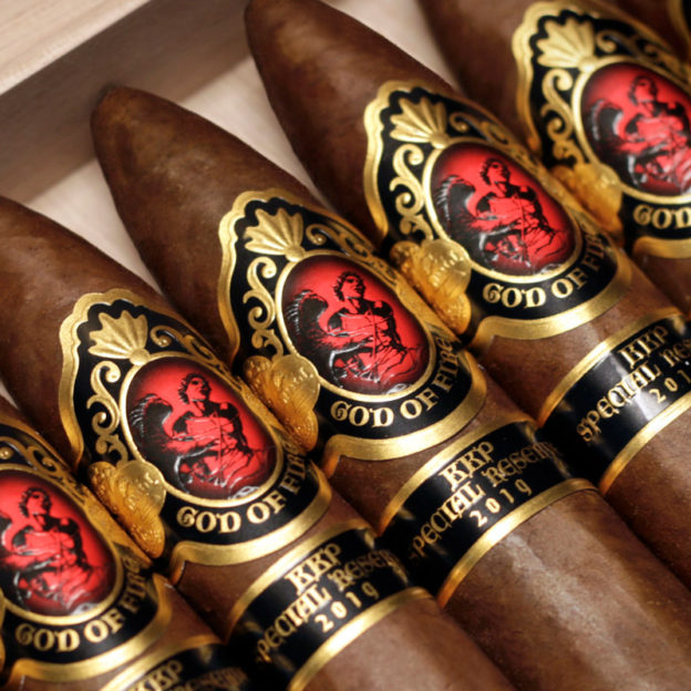 God of Fire KKP Special Reserve cigars