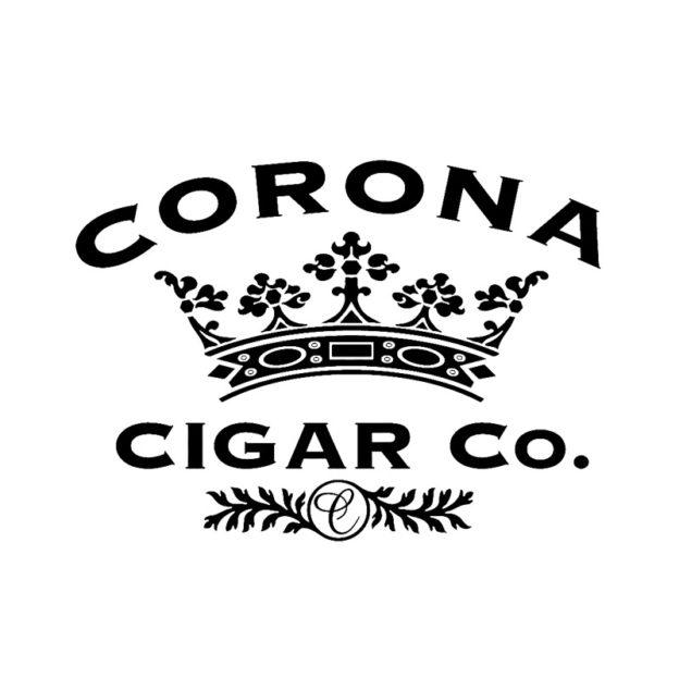 Corona Cigar Co. logo
