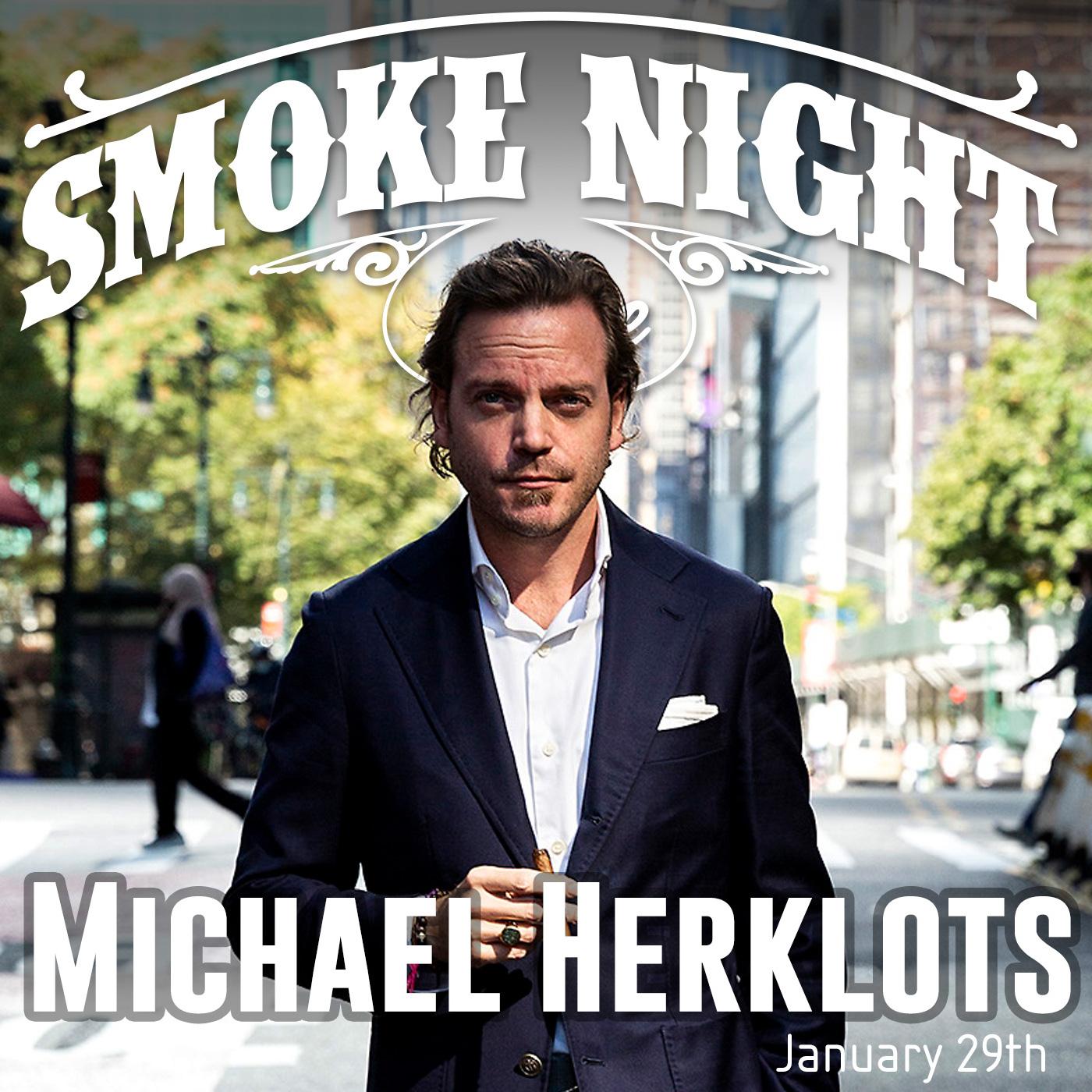 Michael Herklots Interview