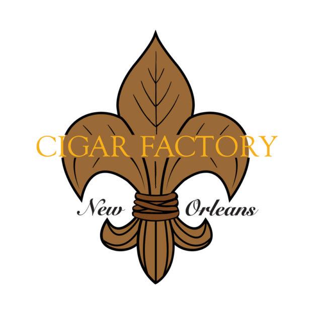 Cigar Factory New Orleans logo