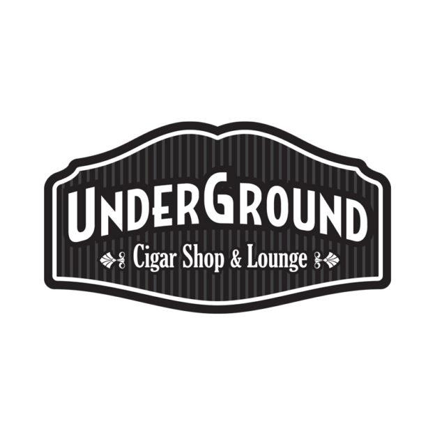 Underground Cigar Shop logo