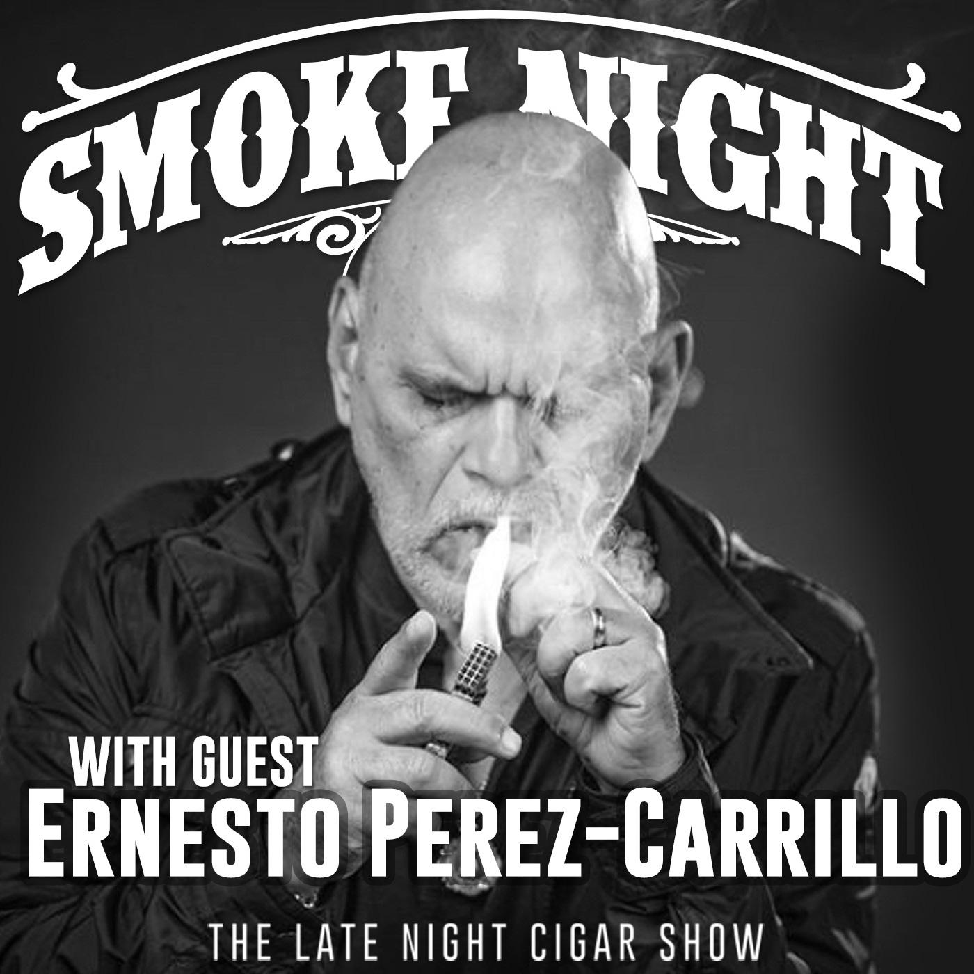Ernesto Perez-Carrillo interview