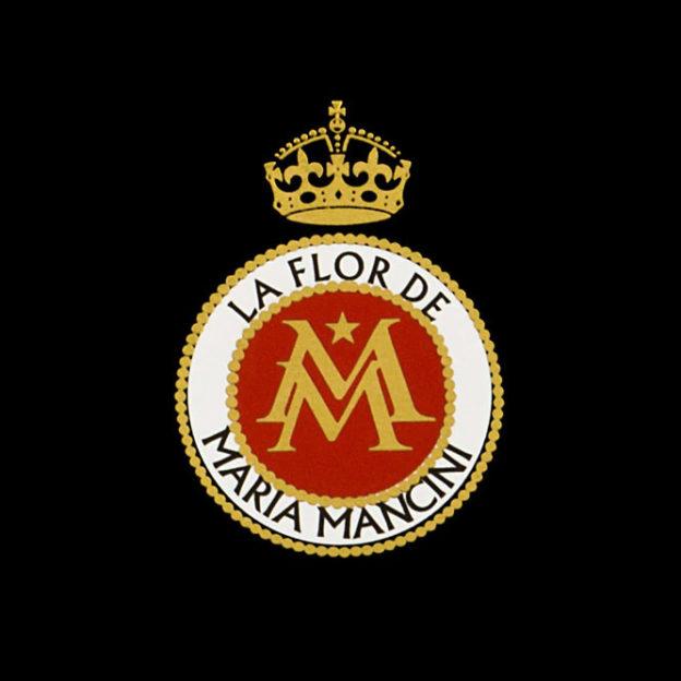 La Flor de Maria Mancini logo
