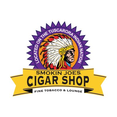 Smokin Joes Cigar Shop logo
