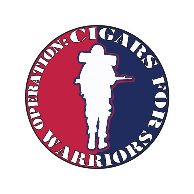 Cigars for Warriors logo