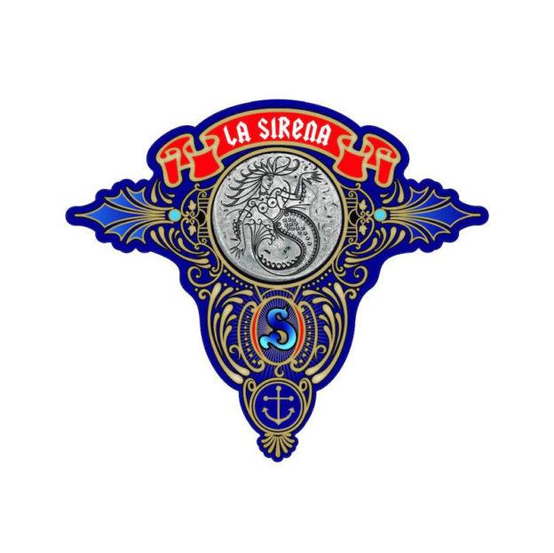La Sirena cigar logo