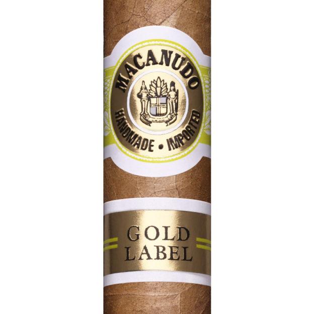 Macanudo Gold Label cigar