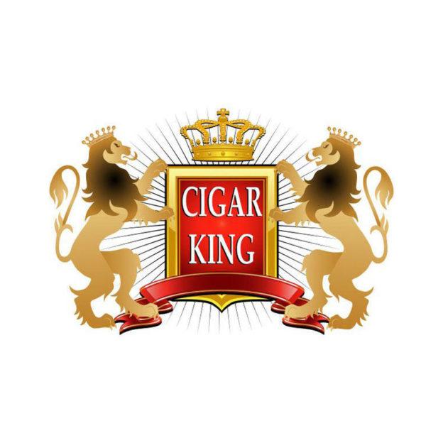 Cigar King logo