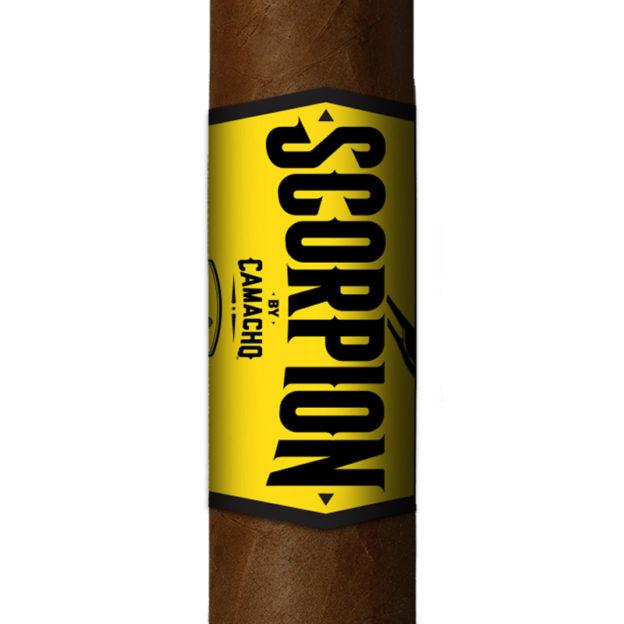 Camacho Scorpion Connecticut cigar