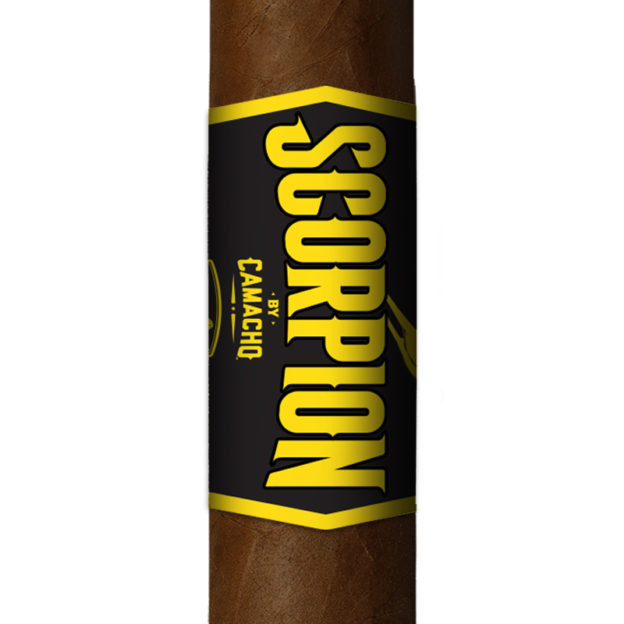 Camacho Scorpion Sun Grown cigar