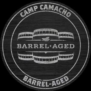 Camp Camacho Barrel-Aged badge