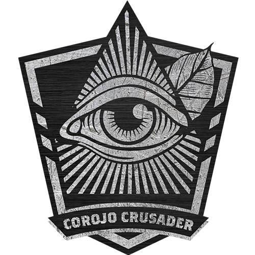 Camp Camacho Corojo Crusader shield