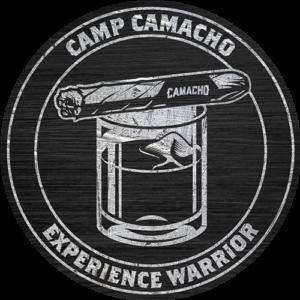 Camp Camacho Experience Warrior badge