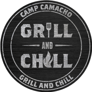 Camp Camacho Grill and Chill badge