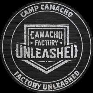 Camp Camacho Factory Unleashed badge