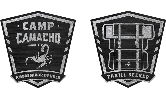 Camp Camacho shields group 2
