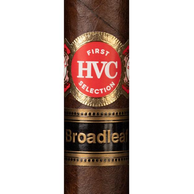 HVC First Selection Broadleaf cigar