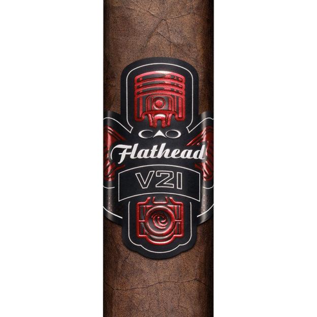 CAO Flathead V21 cigar