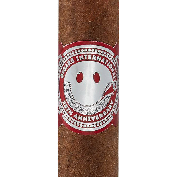 Cigars International 25th Anniversary Maduro cigar