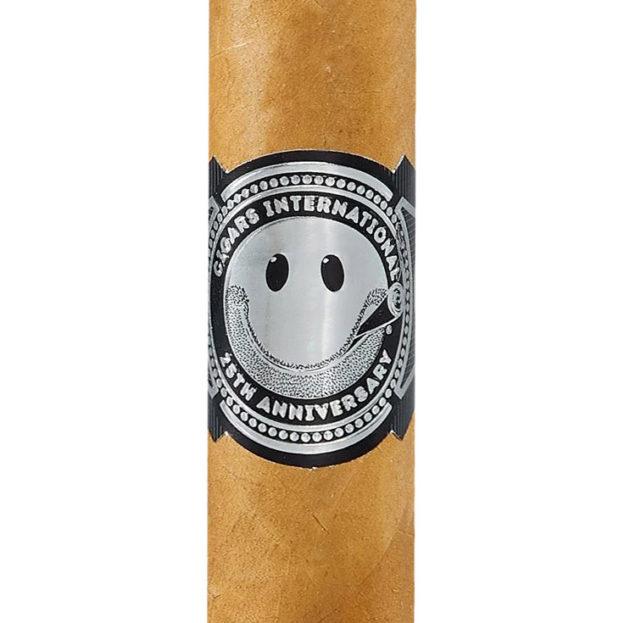 Cigars International 25th Anniversary Connecticut cigar