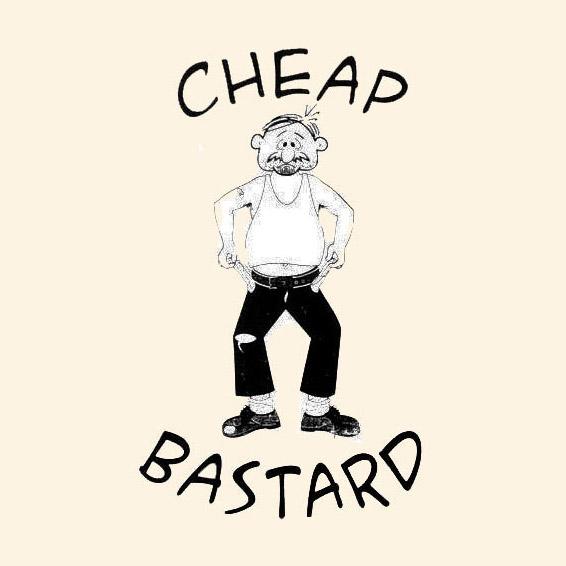 Cheap Bastard Cigar Co. logo