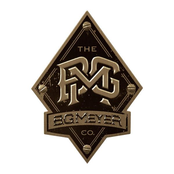 BG Meyer Co. logo